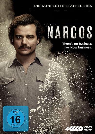 Narcos - Die komplette Staffel Eins [4 DVDs]