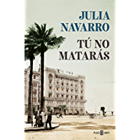 Tú no matarás (Spanish Edition) book cover