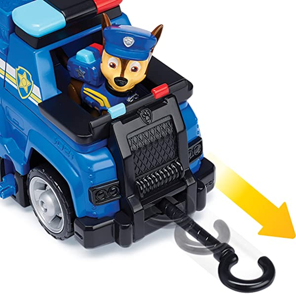 PAW Patrol Ultimate Rescue – Chase Police Cruiser preschool play vehicle toy