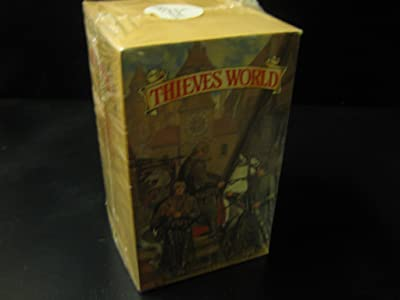 Thieves World Boxed Set : Thieves' World, Tales From the Vulgar Unicorn, Shadows of Sanctuary, Storm Season, and The Face of Chaos