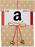 Amazon.co.uk Gift Card - Jingle Bells Kraft Reveal - FREE One-Day Delivery