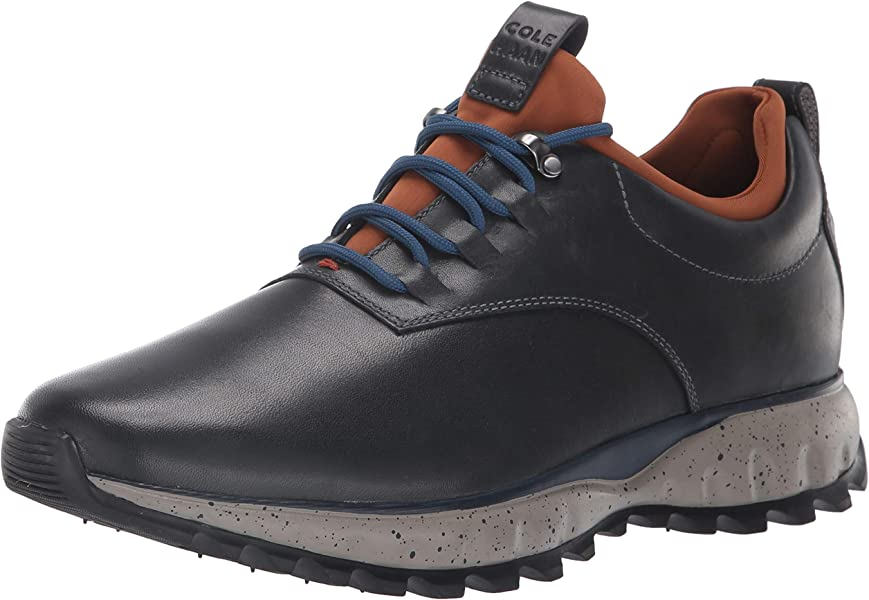6bcb42246894 Cole Haan Men s Zerogrand Explore All Terrain Oxford Waterproof Hiking  Shoe