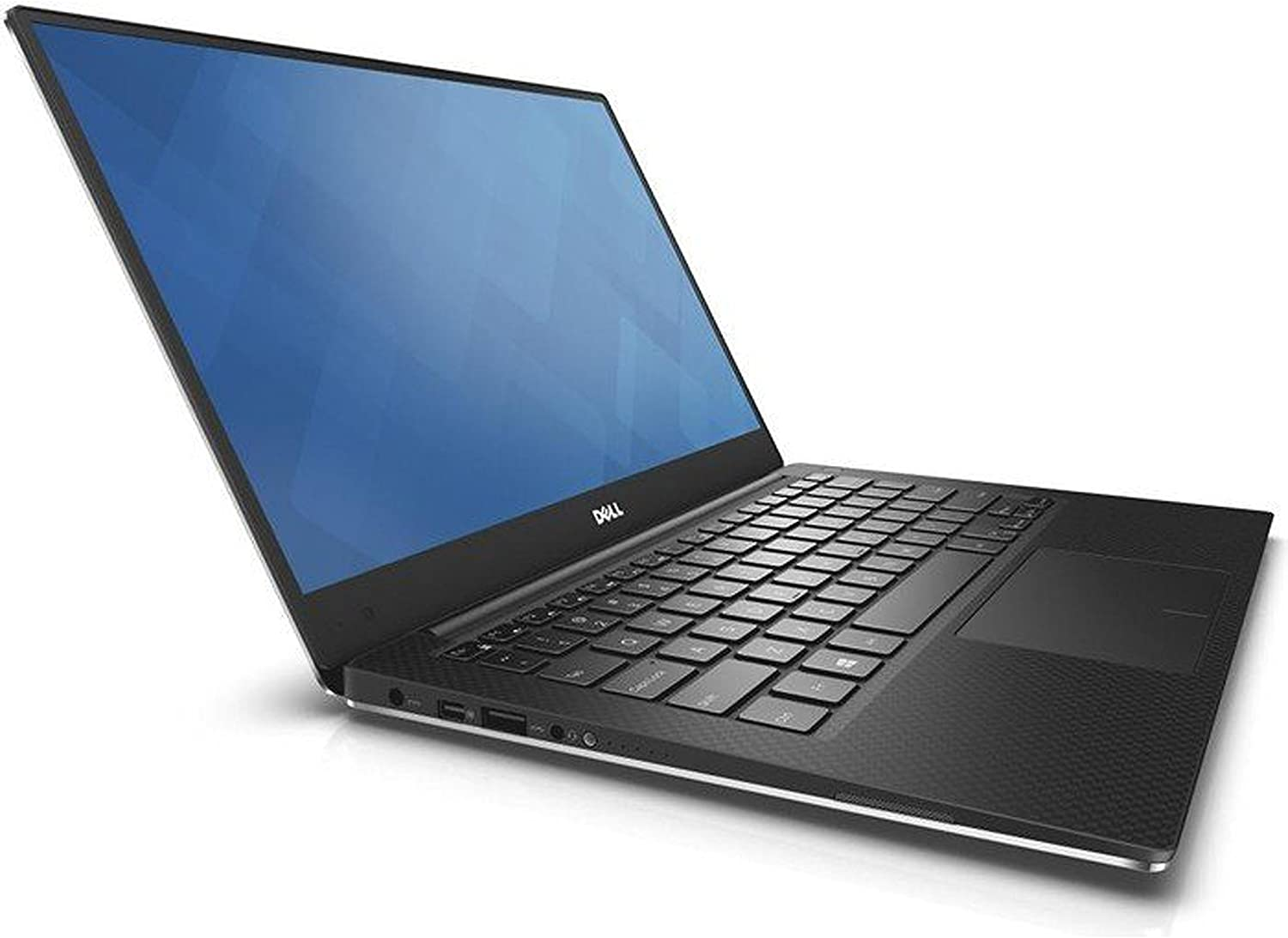 DELL XPS 13 9350 QHD+ 1800P TOUCH I7-6560U 3.2GHZ 8GB RAM 256GB PCIE SSD Backlit Keyboard WIN 10 (Renewed)