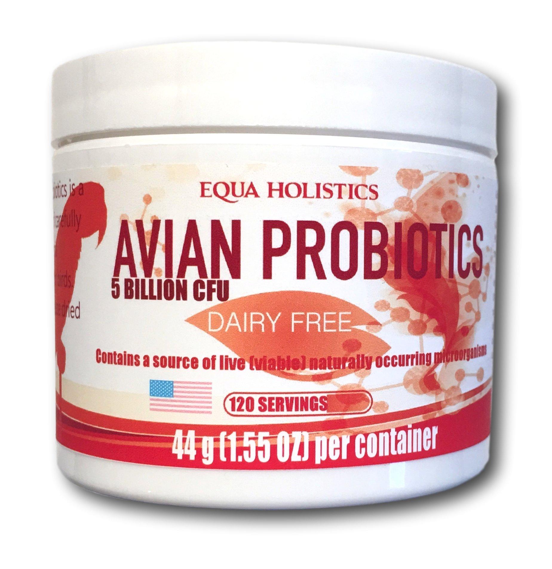 Avian Probiotics | 120 Servings | Dairy Free