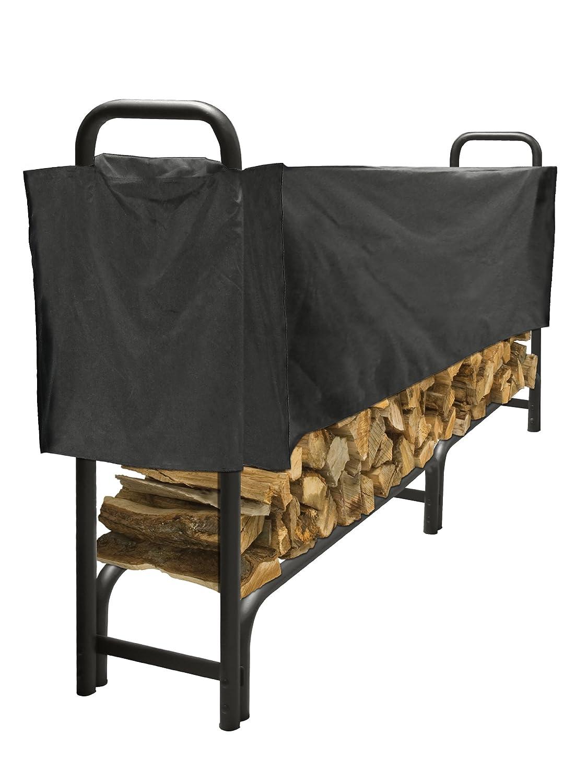 amazon com pleasant hearth premium heavy duty log rack cover