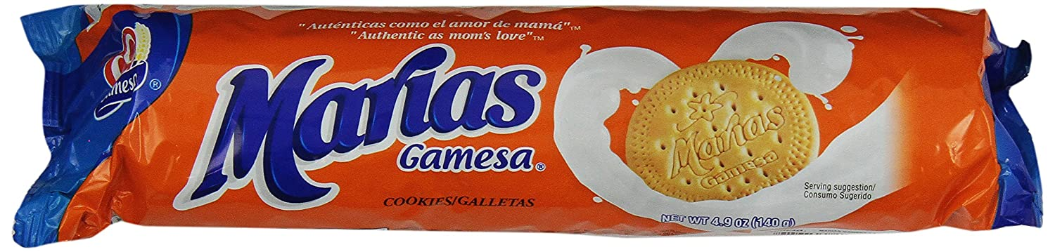 4.9-Ounce Pack of 24 Gamesa Maria Rolls