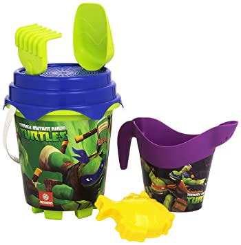 Tortugas Ninja - Juguetes para playa (Mondo Toys 28267 ...