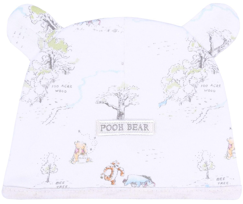 Completo da Neonato Bianco e Beige Winnie Disney