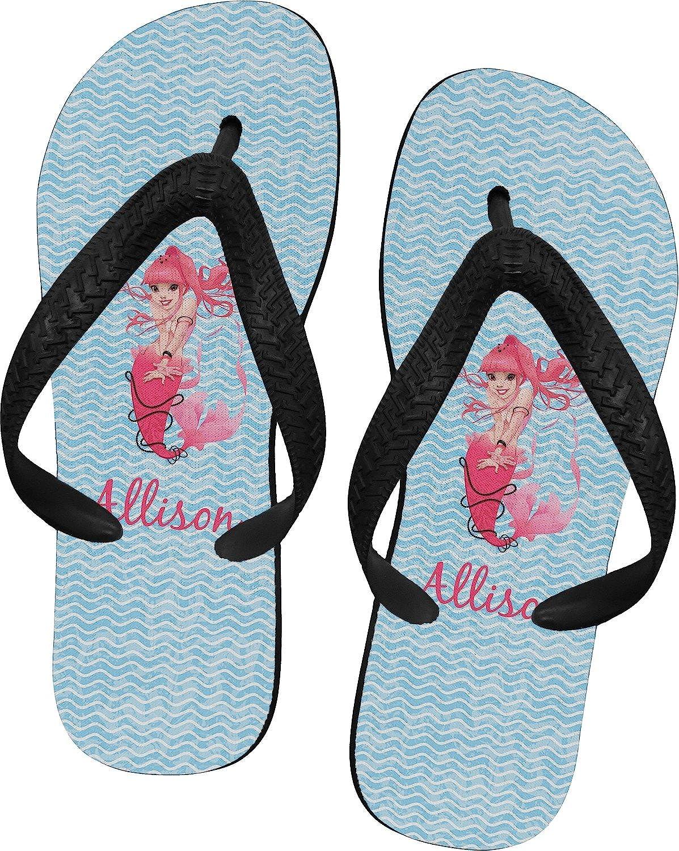 Mermaid Flip Flops (Personalized)