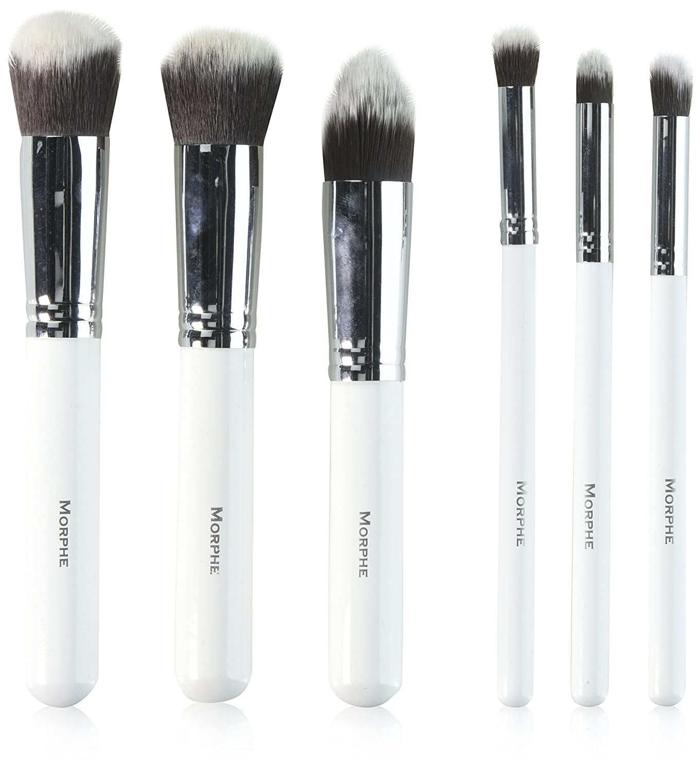 Amazon Com Morphe 6 Piece Deluxe Contour Brush Set Set 690 6 Pack Beauty Shop today and receive tomorrow! morphe 6 piece deluxe contour brush set set 690 6 pack