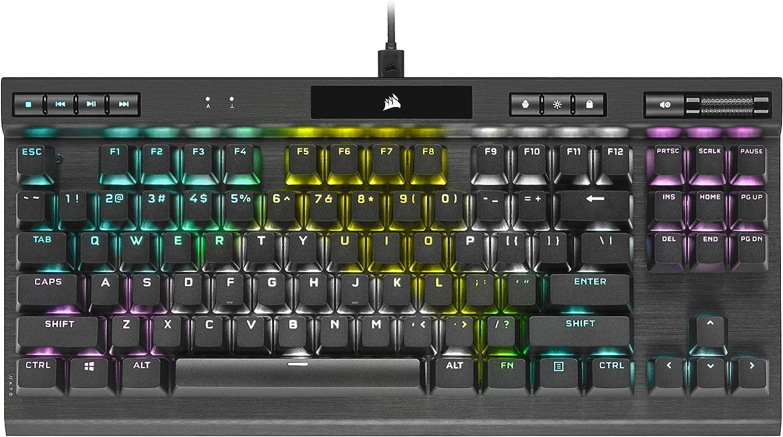 Corsair K70 RGB TKL Champion Series Mechanical Gaming Keyboard