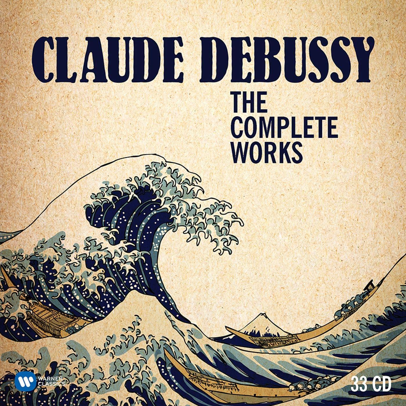 Claude Debussy: The Complete Works: Varios, Claude Debussy: Amazon.es: Música