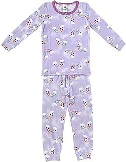 product image for Esme Girls Comfortable Snug Fit L/S Sleepwear Pajamas