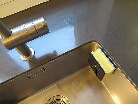 Magnes der magnetische Spülschwammhalter aus Edelstahl