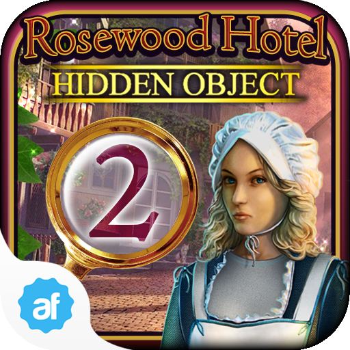 Hidden Object - Rosewood Hotel 2 Free (Hotel The Rosewood)