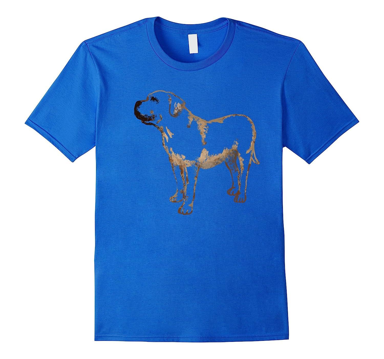 Boerboel South African Mastiff Dog T Shirt I Love Boerboel-BN