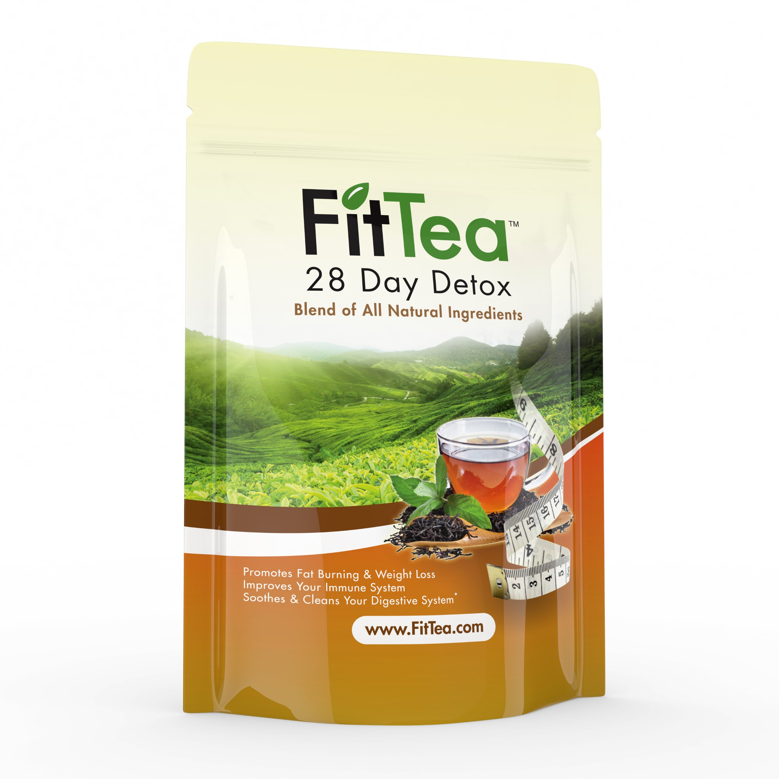 Fit Tea 28 Day Detox by Fit Tea