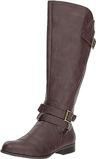 49656347761e LifeStride Women s Francesca Wide Calf Tall Shaft Boot Knee High