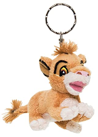 Amazon.com: Joy Toy – Llavero de peluche de El Rey León ...