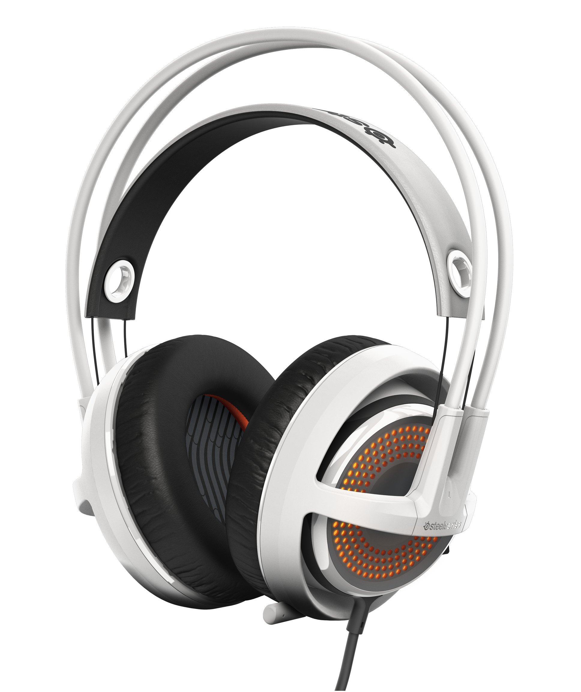 Steelseries Siberia 350 Gaming Headset - White (forme (370s)