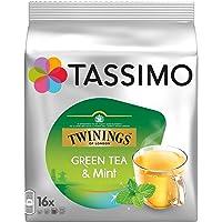 Tassimo Twinings Grüner Tee mit Minze, 5er Pack (5 x 16 Portionen)