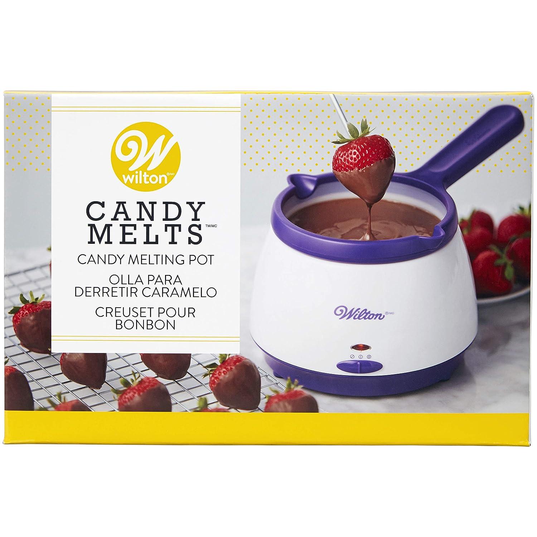 Details About Wilton Candy Melts Melting Pot