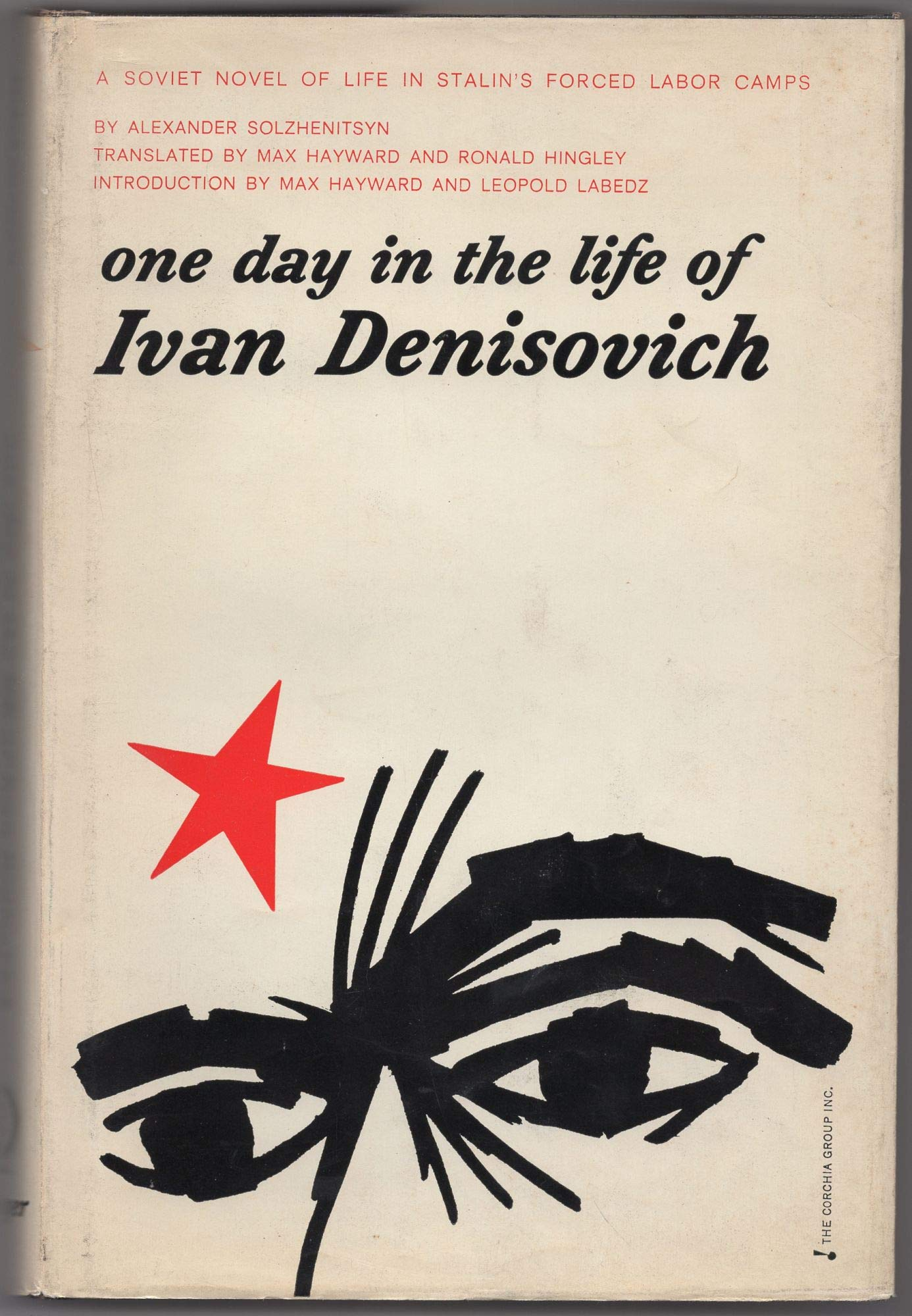 Stalins prison camps as depicted in one day in the life of ivan denisovich