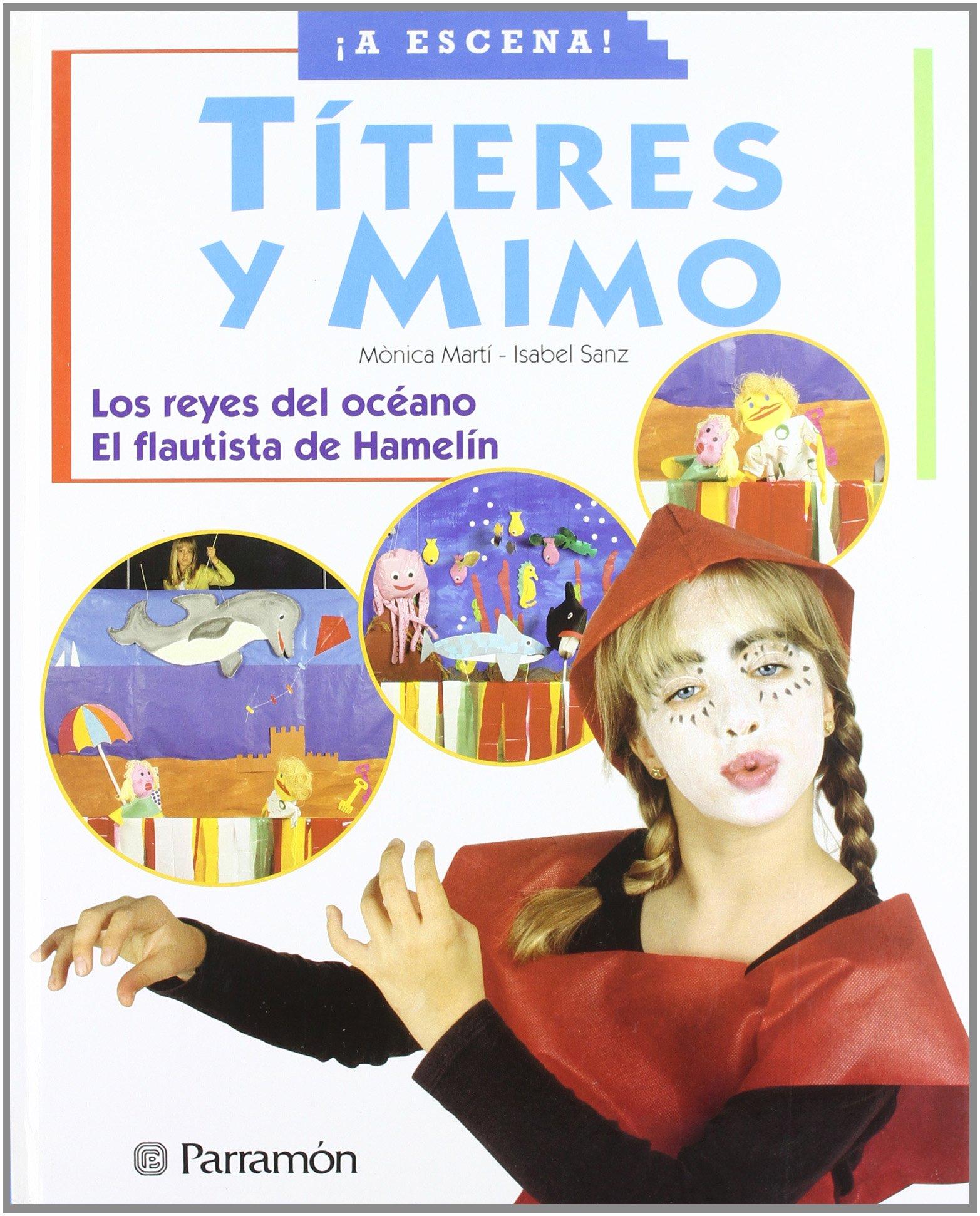 TITERES Y MIMO (A escena): Amazon.es: Martí, Mònica, Sanz, Isabel ...