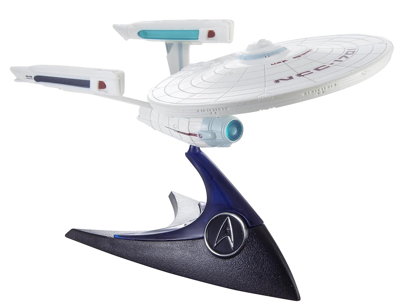 Star trek uss enterprise ncc refit 1 scale model - Amazon Com Hot Wheels Star Trek Uss Enterprise Ncc 1701 Refit Toys Games
