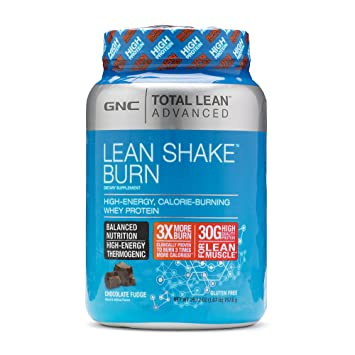 Amazon.com  GNC Advanced Lean Shake Burn Protein Powder f5d2f19609f