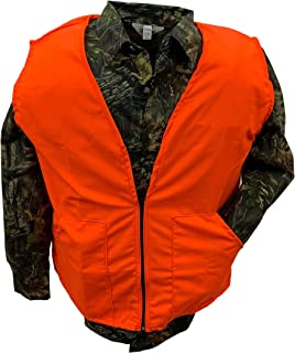 product image for Clarkfield Outdoors Big & Tall Blaze Orange Hunting Vest