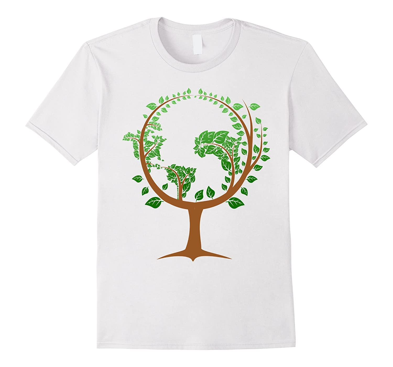 Happy Earth Day T shirt Gift Save The Earth Shirt Go Green-TD