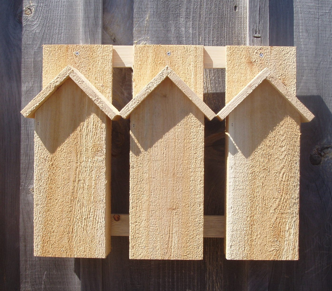 MOOSE RIDGE DOUBLE CHAMBER BAT HOUSE 3 PACK by MOOSE RIDGE