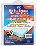 Greenco Bed Bug Barrier Mattress Protector Full Size (1 Pack)