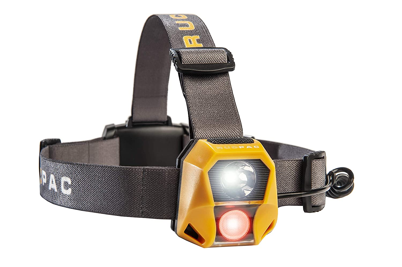RucPac Professional Tech Headlamp