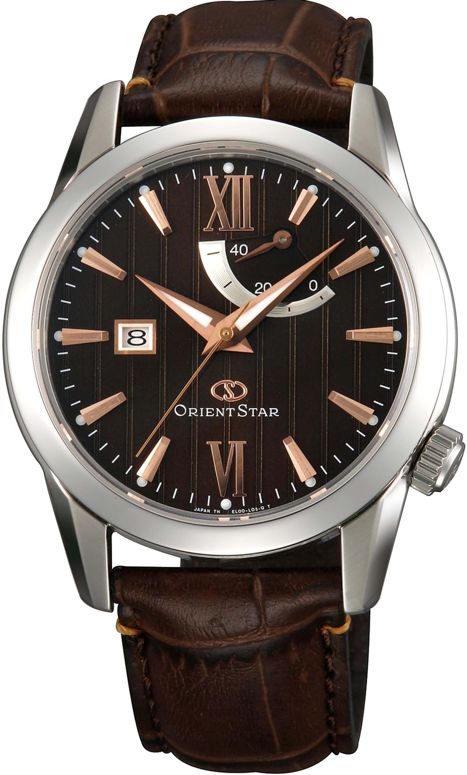 [Orient] Orient Watch Orientstar Orient Star Self-winding Power Reserve Wz0301el Men
