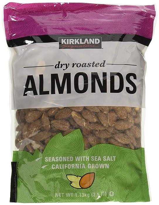 Top 6 Nature Select Almonds