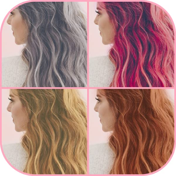Amazon Com Hair Color Changer Try Different Hair Colors Appstore For Android