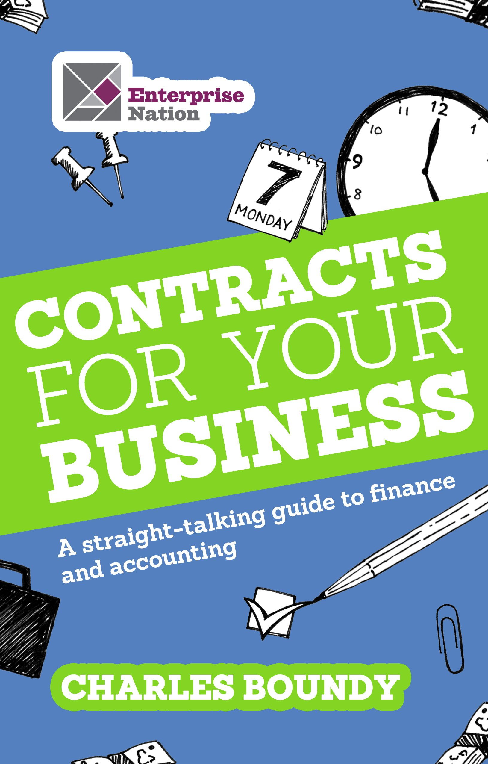 Contracts For Your Business  A Straightforward Guide To Contracts And Legal Agreements  Business Bites