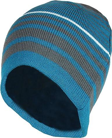 Men/'s Crocheted Beanie,Striped Beanie,Gift For Him,Blue Gray Beanie,Men/'s Hat,Striped Beanie,Valentine Gift,Valentine