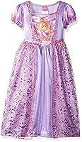 Disney Girls' Fancy Rapunzel Fantasy Nightgown