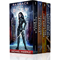The Kurtherian Endgame Boxed Set: Books 1 - 4 - Payback is a Bitch, Compelling Evidence, Through the Fire and Flame, All…