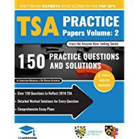 TSA Practice Papers Volume Two: 3 Full Mock Papers, 300 Questions in the style of the TSA, Detailed Worked Solutions for…