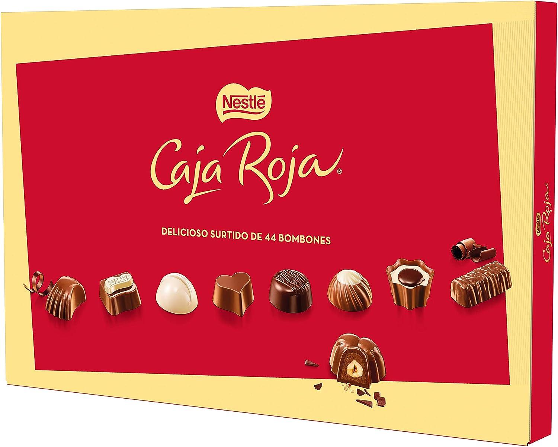 Nestlé Caja Roja Bombones de Chocolate - Estuche de bombones 400 gr: Amazon.es: Productos para mascotas