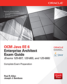 The java ee architects handbook second edition how to be a ocm java ee 6 enterprise architect exam guide exams 1z0 807 1z0 fandeluxe Images