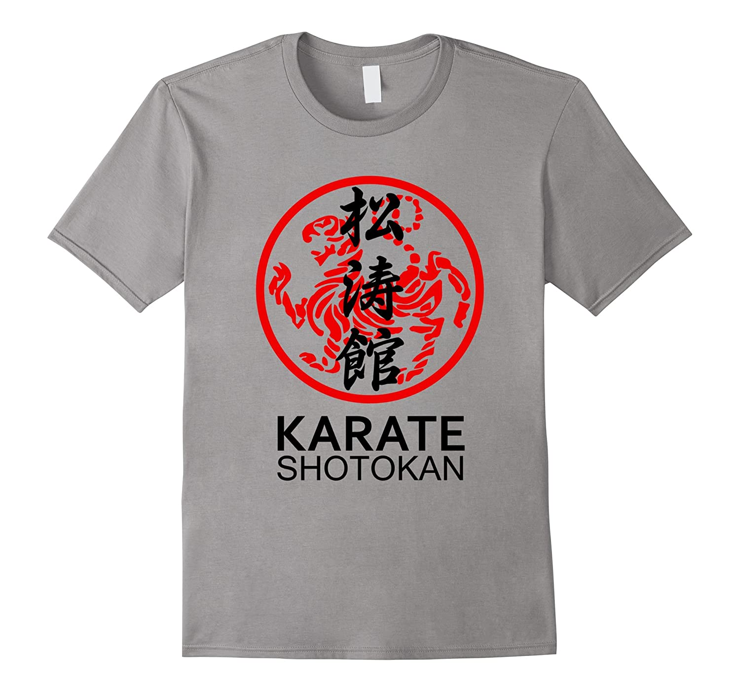 Karate Shotokan Martial Arts T-Shirt-TD