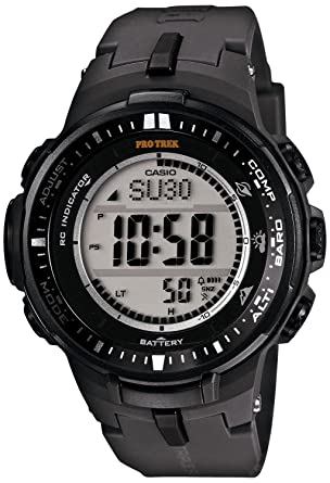 6aee1dc162 Amazon | [カシオ]CASIO 腕時計 PROTREK プロトレック PRW-3000-1 ...