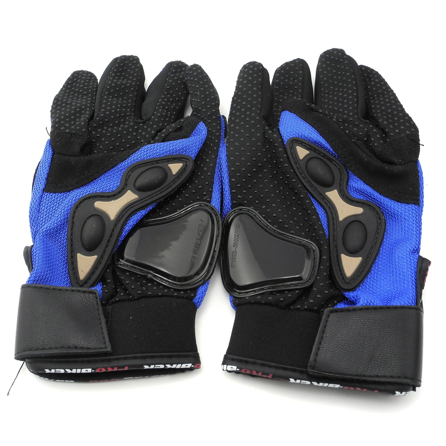 Blue Size XL iNewcow Sports Bicycle Motorcycle Racing Cross-Country Protective Gloves 1 Pair