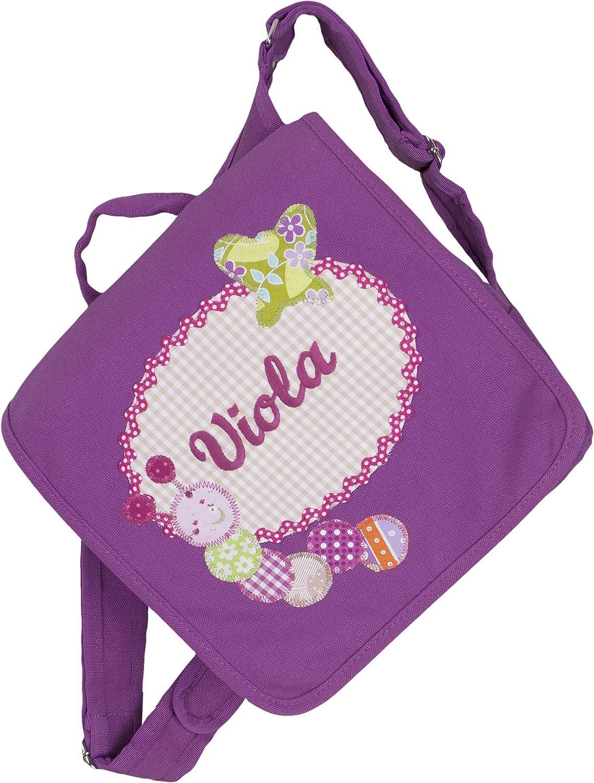 crepes suzette Kindergartentasche, Kindergartenrucksack, Tasche mit Namen, Kindergartentasche mit Namen, Namenstasche, Kinderrucksack, Kindergartentasche mit Raupe