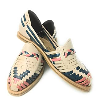 9f0708ffc870 Amazon.com  Womens Leather Sandals. Huarache Sandals. Mexican ...